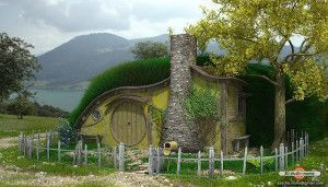 Casa Hobbit CV1€