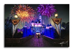 Cómo ir a Disneyland