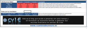 Simulador Hipoteca CV1E