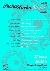 PechaKucha Avila Vol.2