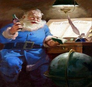 Papá Noel Sueco destrona a los Reyes Magos