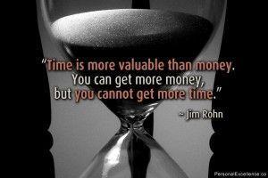 tener tiempo para todo