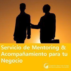 Mentoring Hacer Crecer tu Negocio Cuanto Vale un Euro